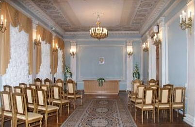 Фотография Кировского ЗАГСа Санкт-Петербурга